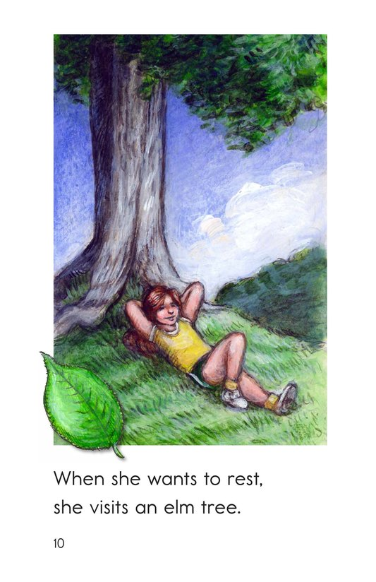 Book Preview For Make a Tree Friend Page 10