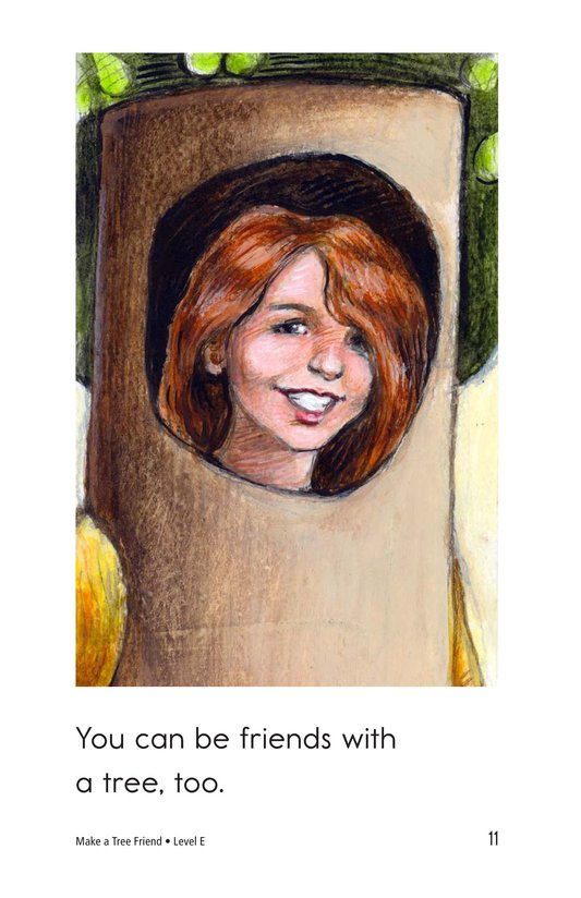 Book Preview For Make a Tree Friend Page 11