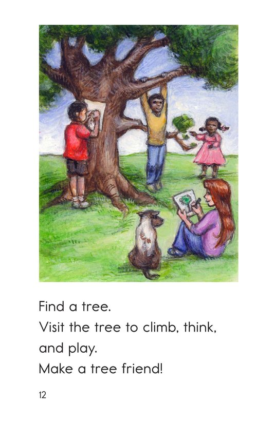 Book Preview For Make a Tree Friend Page 12