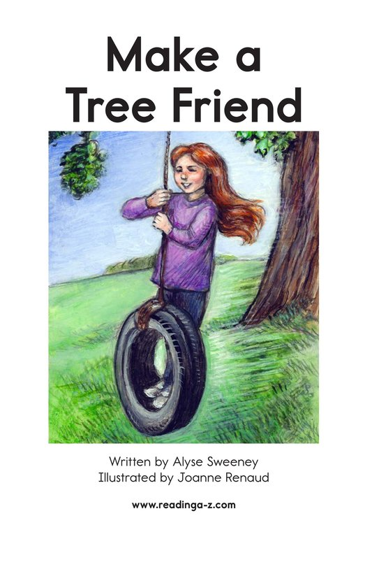 Book Preview For Make a Tree Friend Page 2