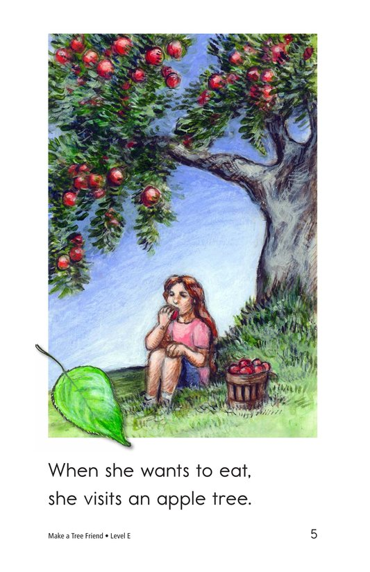 Book Preview For Make a Tree Friend Page 5