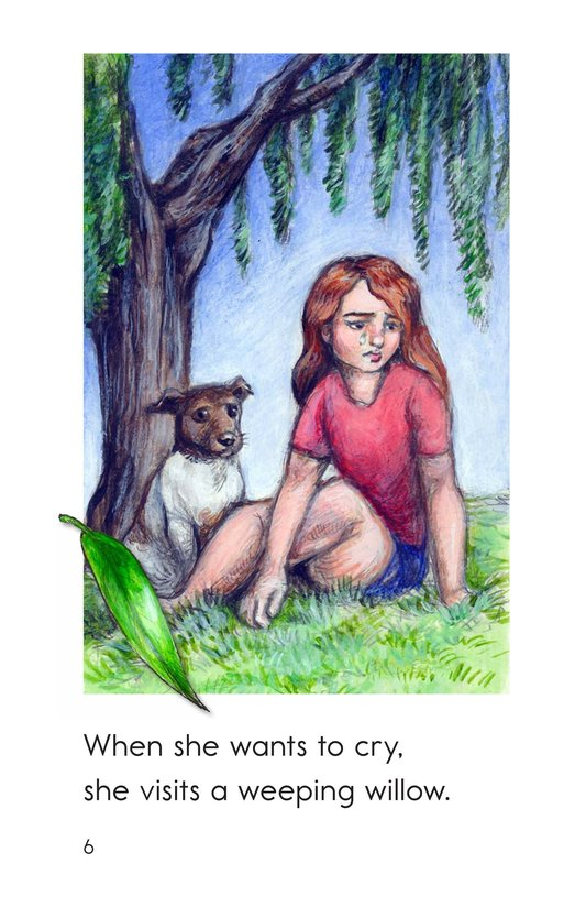 Book Preview For Make a Tree Friend Page 6