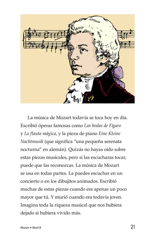 Book Preview For Mozart Page 21