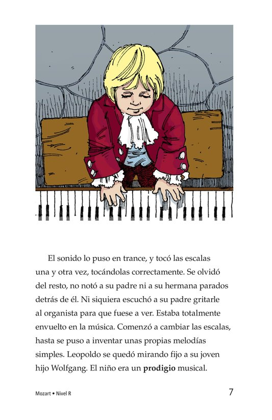 Book Preview For Mozart Page 7