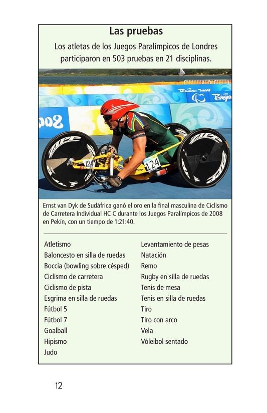Book Preview For Adaptive Athletes Page 12