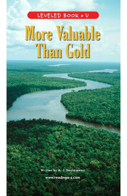 Book Preview For More Valuable Than Gold Page 1