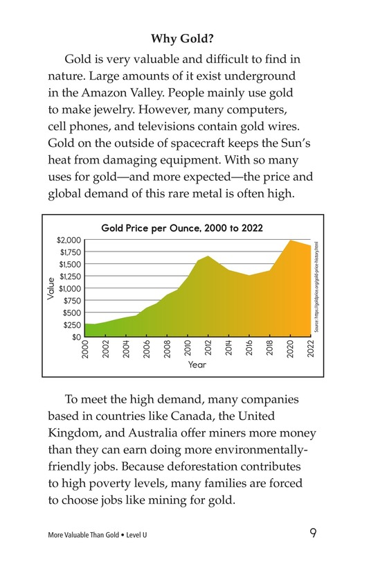 Book Preview For More Valuable Than Gold Page 9