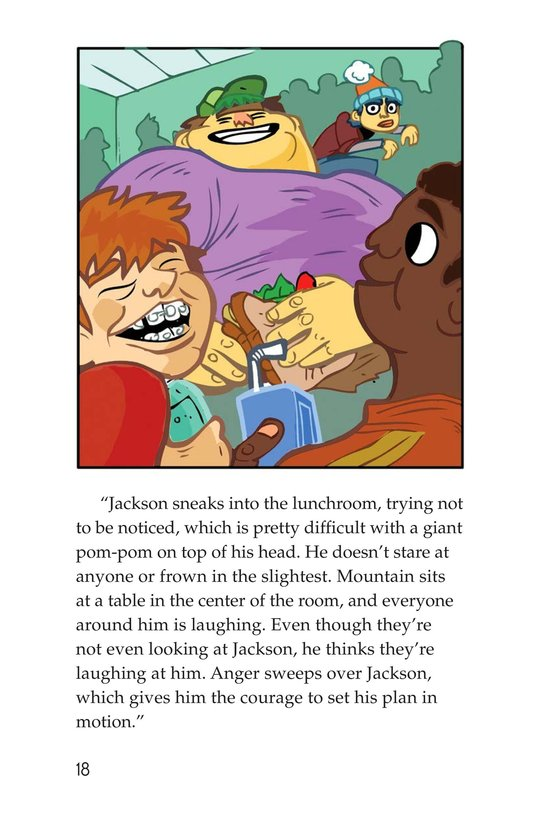 Book Preview For Scratching a Good Story Page 18