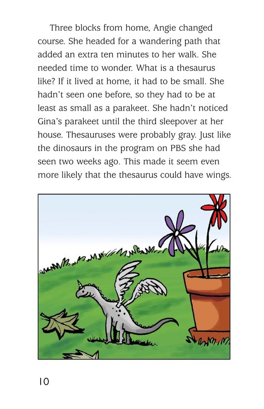Book Preview For The Thesaurus Page 10