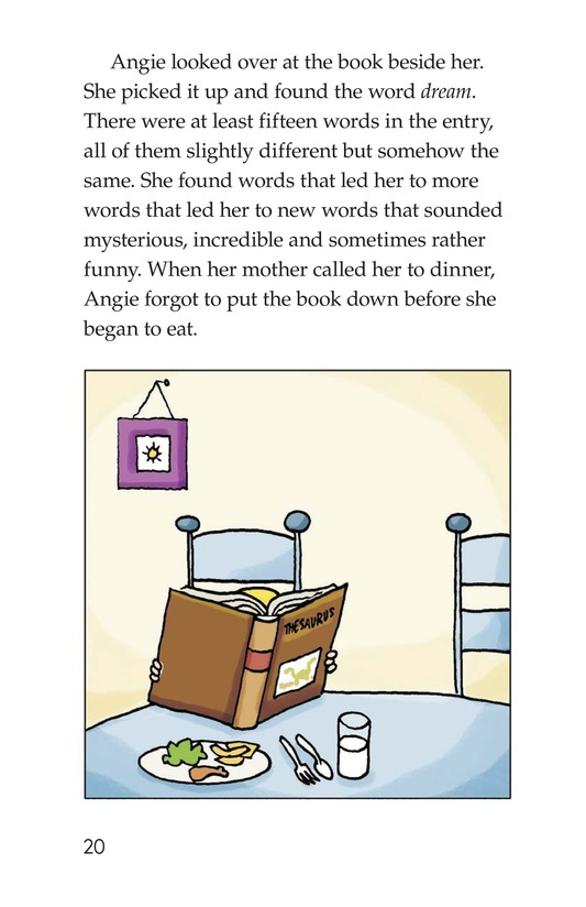 Book Preview For The Thesaurus Page 20