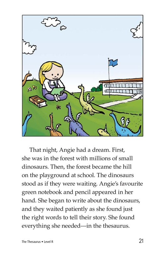 Book Preview For The Thesaurus Page 21