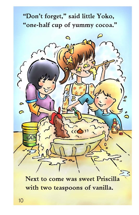 Book Preview For Messy Martha Page 10