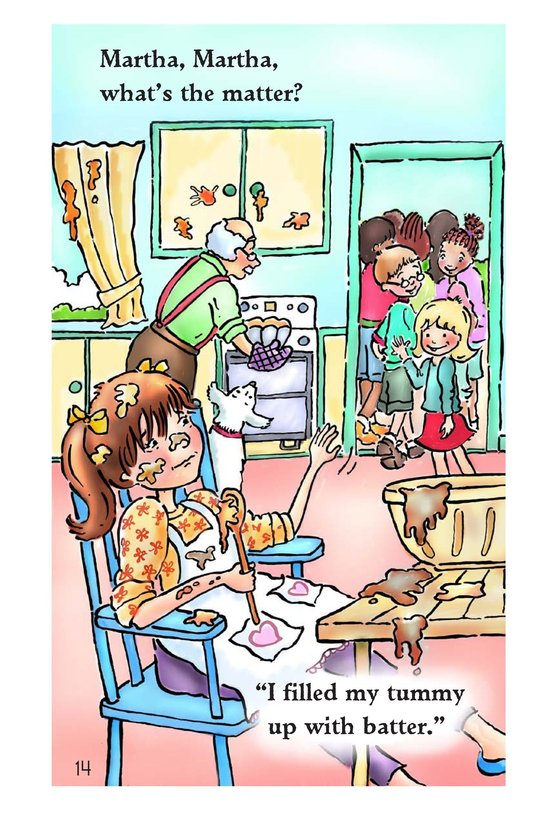 Book Preview For Messy Martha Page 14