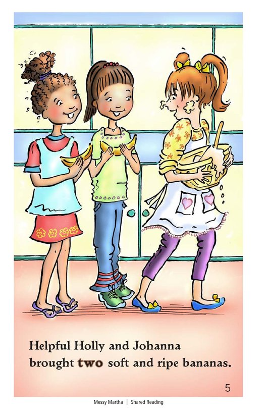 Book Preview For Messy Martha Page 5