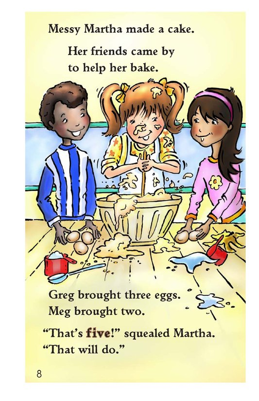 Book Preview For Messy Martha Page 8