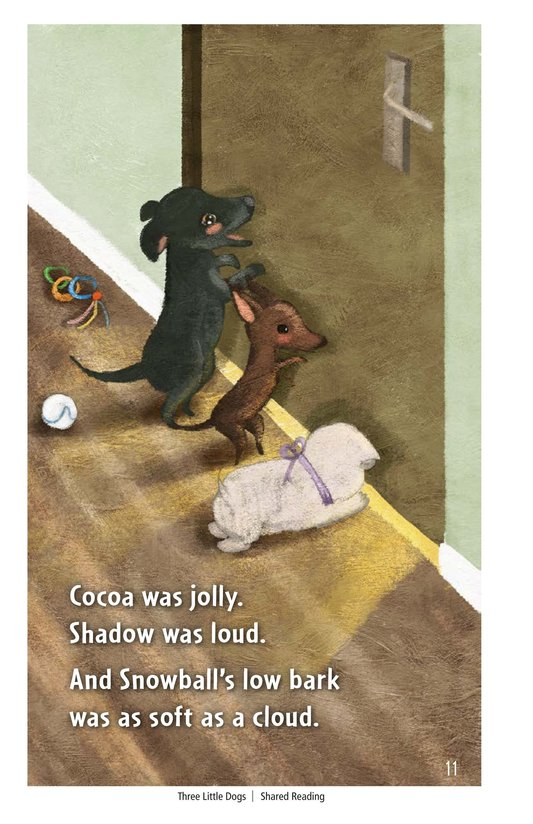 Book Preview For Three Little Dogs Page 11