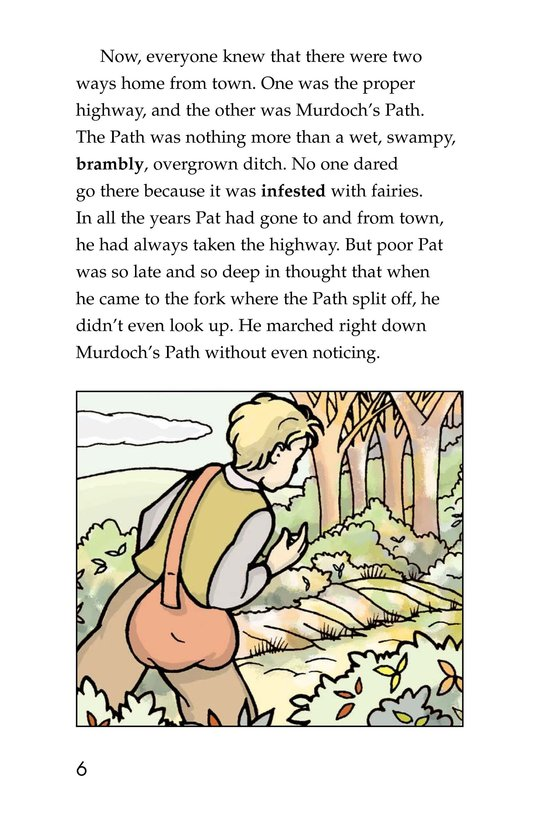 Book Preview For Murdoch's Path Page 6