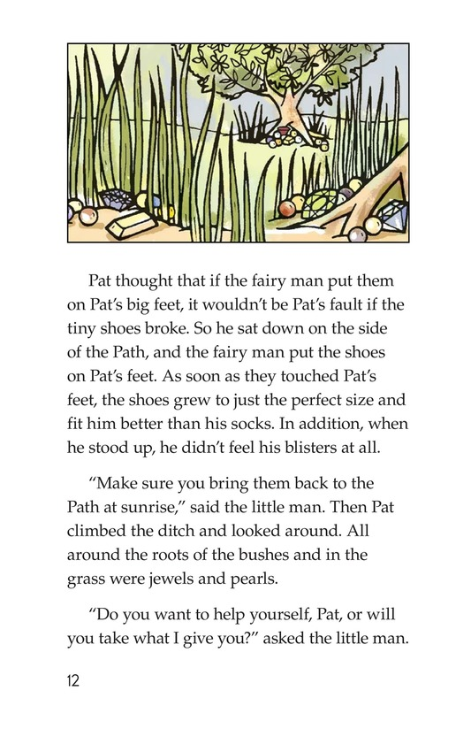 Book Preview For Murdoch's Path Page 12
