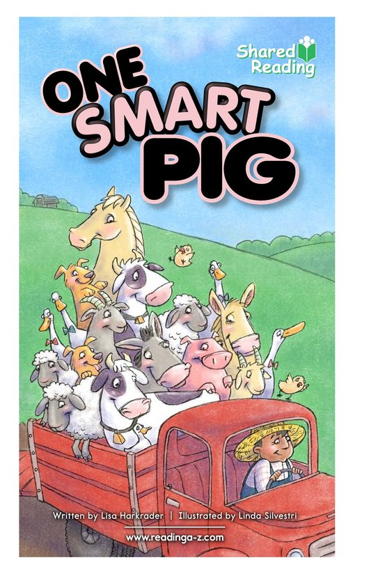 Book Preview For One Smart Pig Page 1