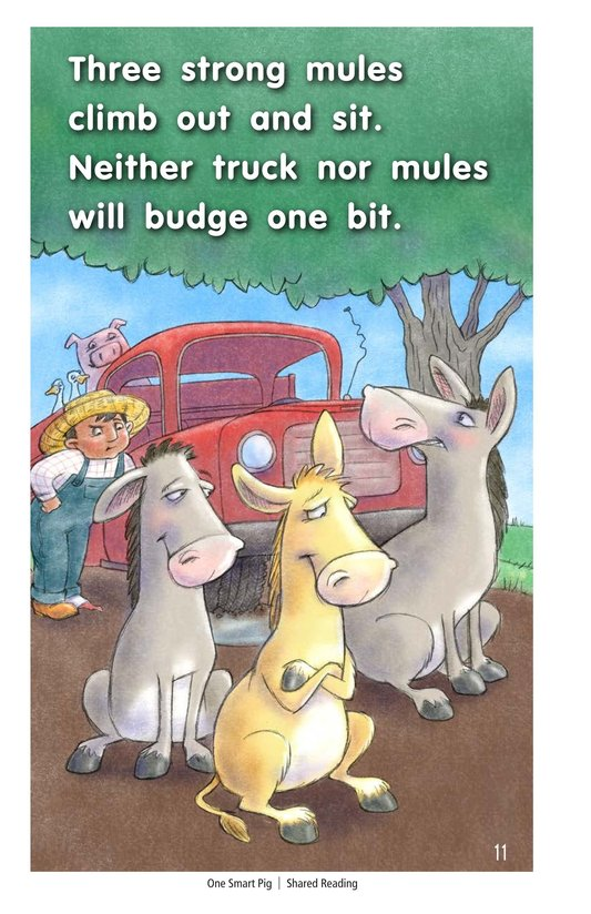 Book Preview For One Smart Pig Page 11
