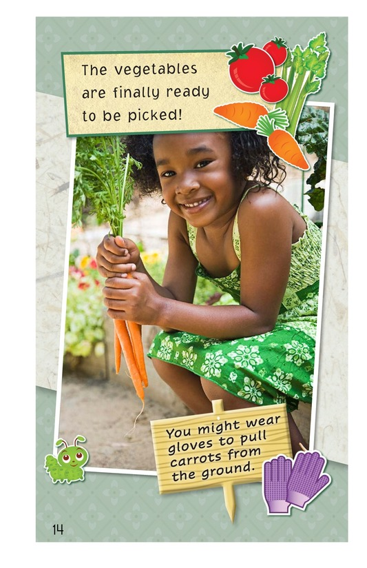 Book Preview For A Backyard Garden Page 14