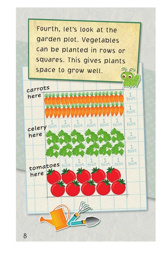 Book Preview For A Backyard Garden Page 8