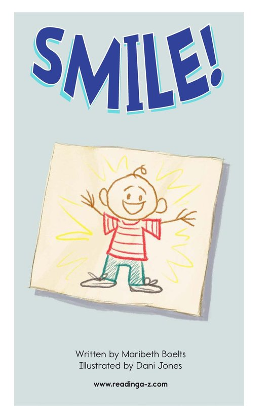 Book Preview For Smile! Page 2