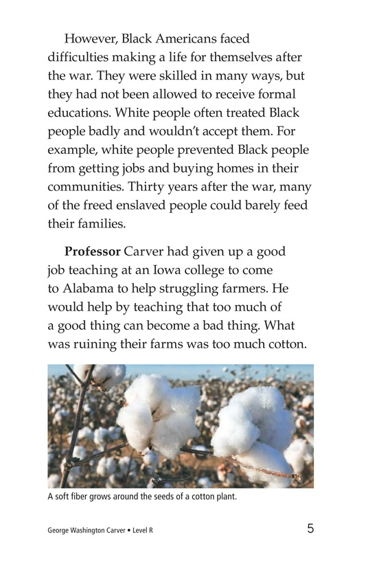 Book Preview For George Washington Carver Page 5