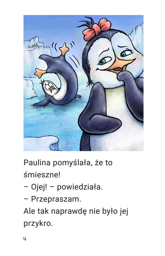 Book Preview For Penny the Rude Penguin Page 4