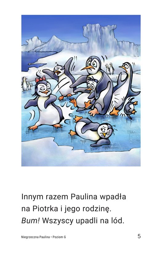 Book Preview For Penny the Rude Penguin Page 5