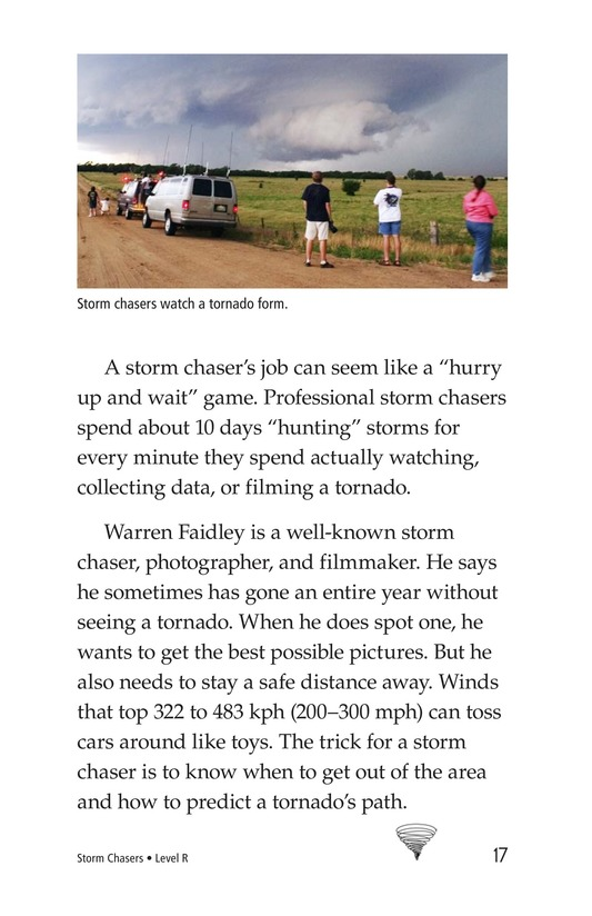 Book Preview For Storm Chasers Page 17
