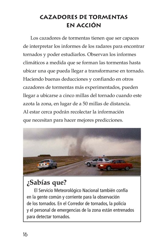 Book Preview For Storm Chasers Page 16