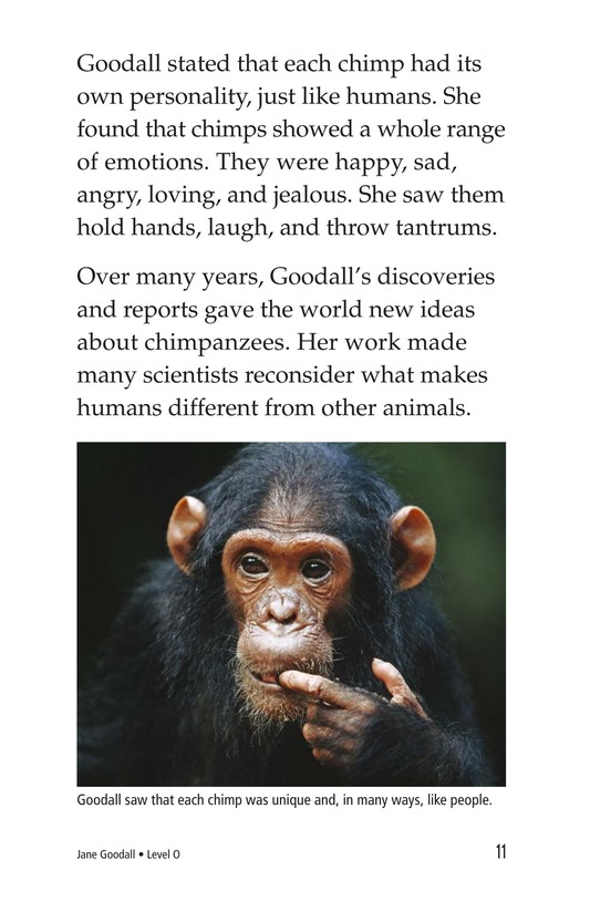Book Preview For Jane Goodall Page 11