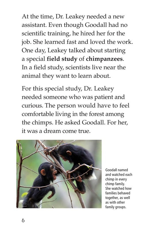Book Preview For Jane Goodall Page 6