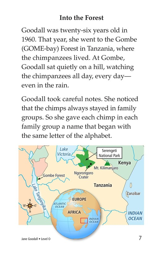 Book Preview For Jane Goodall Page 7