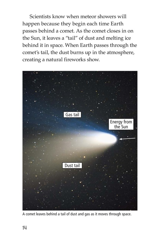 Book Preview For Meteors and Meteorites Page 14