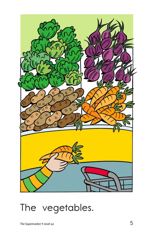 Book Preview For The Supermarket Page 5