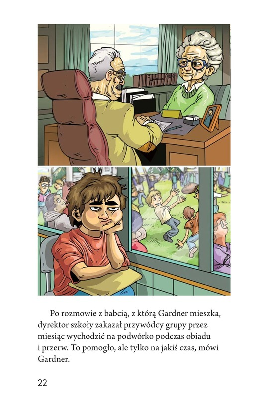 Book Preview For Bullying Hurts Everyone Page 22