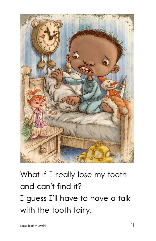 Book Preview For Loose Tooth Page 11