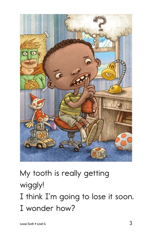 Book Preview For Loose Tooth Page 3