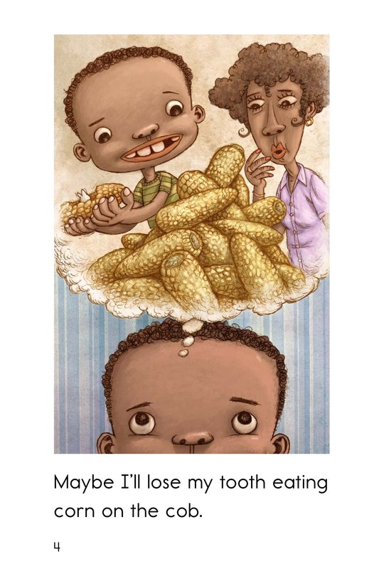 Book Preview For Loose Tooth Page 4