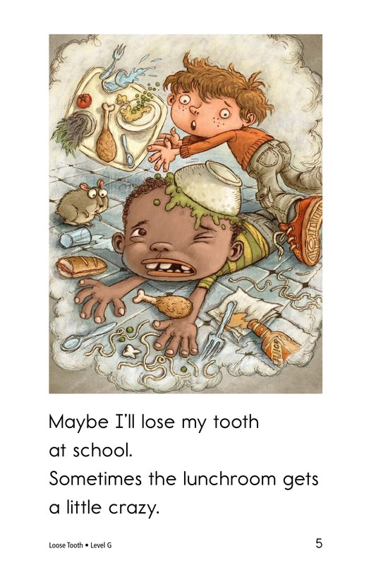 Book Preview For Loose Tooth Page 5