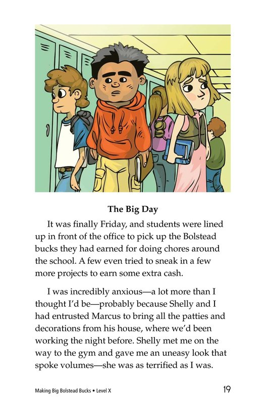 Book Preview For Making Big Bolstead Bucks Page 19