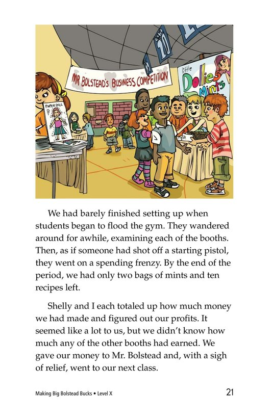 Book Preview For Making Big Bolstead Bucks Page 21