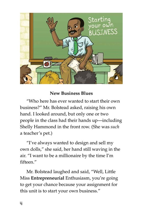 Book Preview For Making Big Bolstead Bucks Page 4