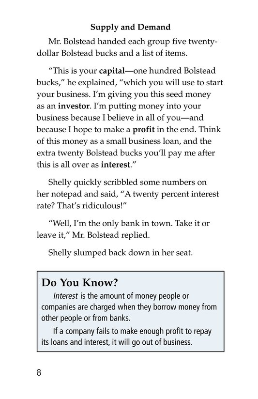Book Preview For Making Big Bolstead Bucks Page 8