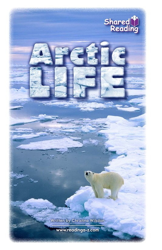 Book Preview For Arctic Life Page 1
