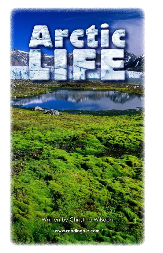 Book Preview For Arctic Life Page 2