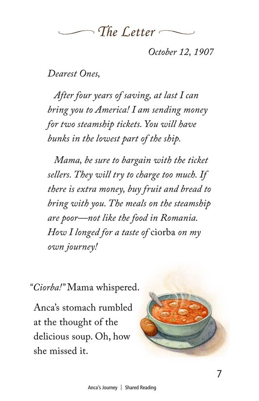 Book Preview For Anca's Journey Page 7