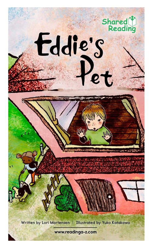 Book Preview For Eddie's Pet Page 1